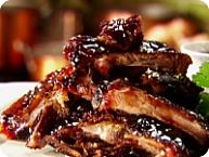 BBQ Catering pork spare ribs