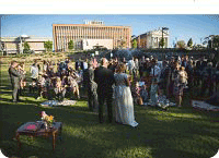 Catering wedding event venue Civic Park Newcastle