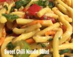 Sweet Chilli Noodle Salad